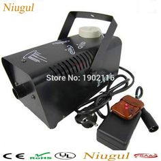 Niugul wireless control fogger 400W Fog Machine/Smoke Machine Disco Party Stage dj Equipments 400W fogger Free&Fast shipping