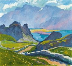 View Grevasalvas Grevasalvas by Giovanni Giacometti on artnet. Browse upcoming and past auction lots by Giovanni Giacometti. Alberto Giacometti, Giovanni Giacometti, Mountain Art, Mountain Landscape, Landscape Art, Landscape Paintings, Landscapes, Oil Paintings, Ferdinand