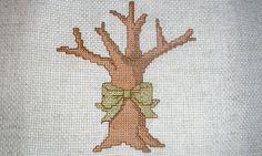 Вышивка крестиком. Денежное дерево SKRMASTER.BY — Handmade ярмарка Беларусь