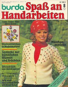 BURDA Spaß an Handarbeiten 1975 8