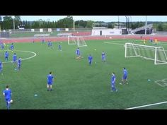 Warm Up Drill - YouTube