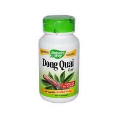 Nature's Way Dong Quai Root (100 Capsules)