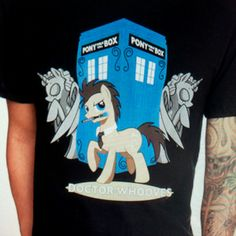 Doctor Whooves <3