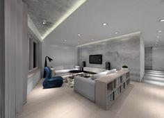 architekt wnętrz warszawa MKdezere - Apartament w Wilanowie 130m