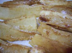 Yuca o Mandioca frita