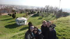 With our lovely cousins Monuments of Şükrü Paşa and Museum of Balkan Wars, Edirne // Şükrü Ğaşa Anıtı ve Balkan Savaşları Müzesinde Sevgili Kuzenlerimizle, Edirne