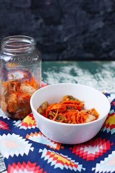 How to make Kimchi *vegan & gluten-free* Raw Vegan Recipes, Vegan Gluten Free, Vegan Kimchi Recipe, Korean Kimchi, Korean Food, Other Recipes, Vegan Friendly, Budget, Simple