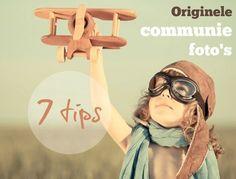 7 tips voor originele communiefoto's #smartphoto #communiefeest #lentefeest