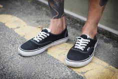 Death by Elocution Vans Outfit Men, Vans Authentic, Coco Chanel, Barefoot, Mens Fashion, My Style, Sneakers, Death, Aesthetics
