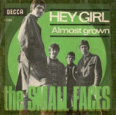 "The Small Faces - ""Hey Girl"""