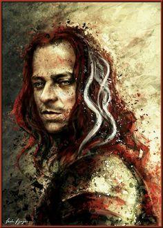 Jaqen ~ varshavijayan.deviantart.com