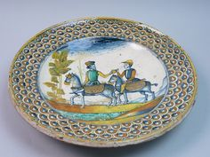 Maiolica from the Pringsheim collection - Boijmans A 3649 (KN&V)