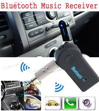 Wireless Bluetooth Car Home Audio Aux Stereo Adapter Music Receiver Fit Isuzu