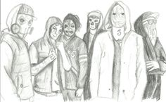 cool drawings of hollywood undead symbol - Google Search