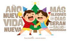 Canciones navideñas on Behance