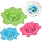 Review for Outfall Drain Cover Silicone Portable Flower Shape Sink Strainer Filter for Kitc... - Ami Vanderhoff  - Blog Booster