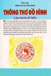 Thông Thơ Đồ Hình - Viên Tài - Hà Tấn Phát - Sách Huyền Thuật