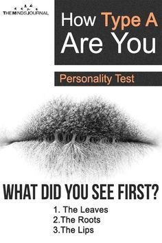 Here is a free and interesting visual test to assess if you're a Type A personality or not. How Type A You Really Are? Psychology Facts Personality Types, Personality Test Quiz, Psychology Quotes, Color Psychology, Type A Personality Traits, Handwriting Personality, True Colors Personality, Family Psychology, Relationship Compatibility
