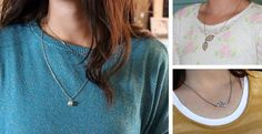 Blowout!!! Gold and Silver Necklaces - 3 Styles   Jane
