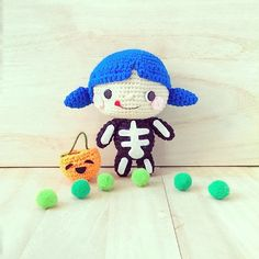 Trick or Treat! Check out my new blog post on Peko-chan at www.amiguruMEI.com (*´∀`*) | Flickr - Photo Sharing!