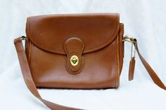 vintage coach bag for fall