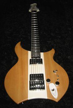 Lieber Guitars - Spellbinder