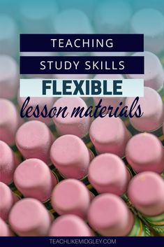 Teach your middle schoolers study skills with these flexible lesson materials during remote learning. These lessons will also be valuable when you return to the classroom setting. Teaching Study Skills, Teaching 6th Grade, Teaching Resources, Reading Comprehension For Kids, Absent Students, Lesson Plan Format, Secondary Teacher, Middle Schoolers, Classroom Setting