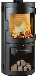 Monet Wood Stove #thefirebird #santafe #staywarm