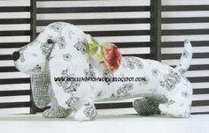 Bassett hound pattern