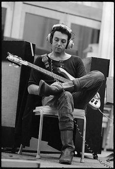 Paul McCartney 1970 © Linda McCartney