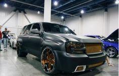 Murdered-Out: 50 Menacing Matte Black Cars