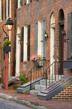 philadelphia old city