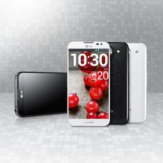 LG's Optimus G Pro to reach U. in The Android smartphone, which LG Electronics will show off next week at Mobile World Congress, has a big screen and a quad-core chip. Boost Mobile, Samsung Galaxy S4, Galaxy Note, Quad, Lg Smartphone, Mobile World Congress, Lg Electronics, Hardware, Lg Phone