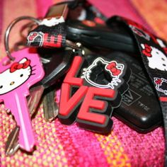 Hello Kitty everything :)