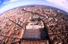 Toulouse, France: Aerial