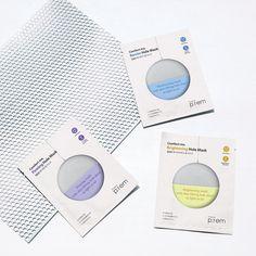 온라인 셀렉트샵 29CM Medical Packaging, Brand Packaging, Box Packaging, Packaging Design, Graphic Design Branding, Identity Design, Facial Masks, Infographic, Packing