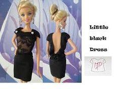Resultado de imagen para barbie doll dress
