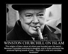 sir winston churchill quotes islam