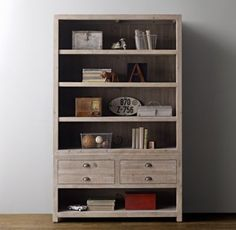 Weller Storage Wide Media Bookcase Set $1280