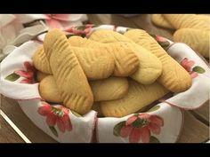 Biscotti da inzuppo fatti in casa senza ammoniaca, Ricetta Semplice - YouTube