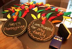 Repeat Crafter Me: Thanksgiving Centerpieces