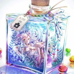 Read Anime girl bottle from the story Ảnh Anime đẹp ( 1 ) by Kiritoboy (Kirigaya Yuki) with reads. Beautiful Anime Girl, I Love Anime, All Anime, Anime Chibi, Manga Anime, Anime Angel, Anime Art Girl, Manga Girl, Anime Girls