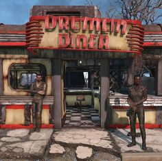 Fallout RPG - Maybe I should shoot them both.. But they might be useful. #Fallout #gaming