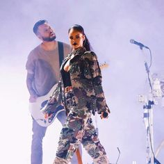November 27: Rihanna at the Abu Dhabi F1 After-Race Concert in Abu Dhabi.