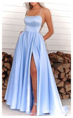 Deb Dresses, Prom Girl Dresses, Prom Dresses Two Piece, Prom Outfits, Prom Dresses Long With Sleeves, Grad Dresses, Cheap Prom Dresses, Mode Outfits, Ball Dresses