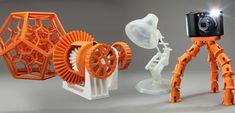 Happenings in 3D printing