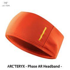 【ARC'TERYX アークテリクス】Phase AR Headbandの画像
