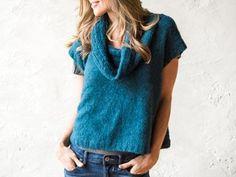 Eria Vest Knitting Kit