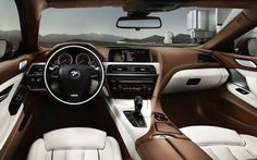 BMW 6 Series Gran Coupe Interior