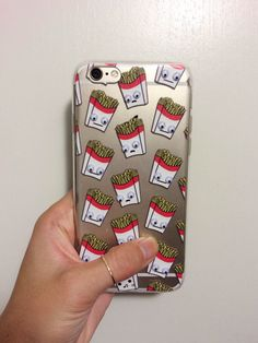 French Fries Iphone 6/6s case iphone 6 case iphone by DreamKaser